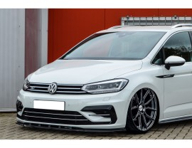 VW Touran MK2 Intenso Front Bumper Extension
