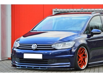 VW Touran MK2 Invido Front Bumper Extension