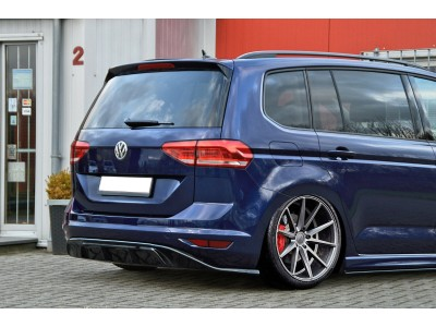 VW Touran MK2 Invido Rear Bumper Extension