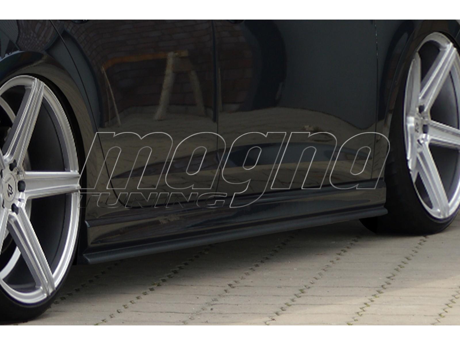 VW Touran MK2 Invido Side Skirts