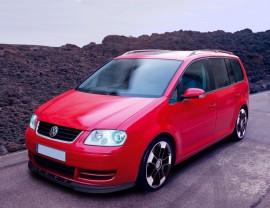 VW Touran MX Front Bumper Extension