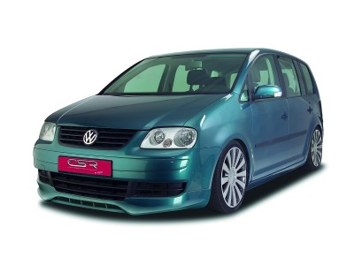 VW Touran NewLine Front Bumper Extension