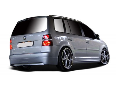 VW Touran Octo Rear Bumper Extension