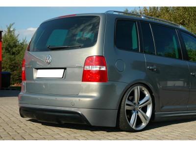 VW Touran R-Style Rear Bumper Extension