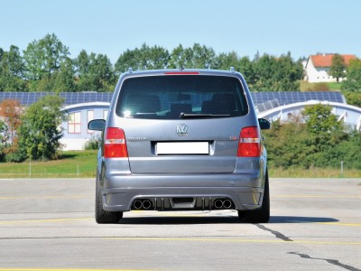 VW Touran Recto Rear Bumper Extension