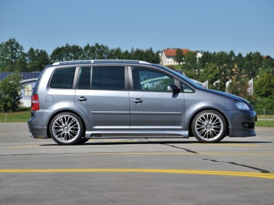 VW Touran Recto Side Skirts