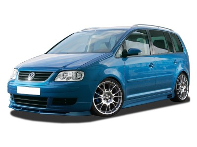 VW Touran Verus-X Front Bumper Extension