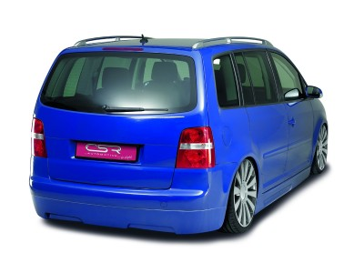 VW Touran XL-Line Rear Bumper Extension