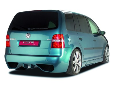 VW Touran XXL-Line Rear Bumper
