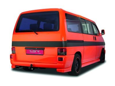 VW Transporter T4 NewLine Rear Bumper Extensions