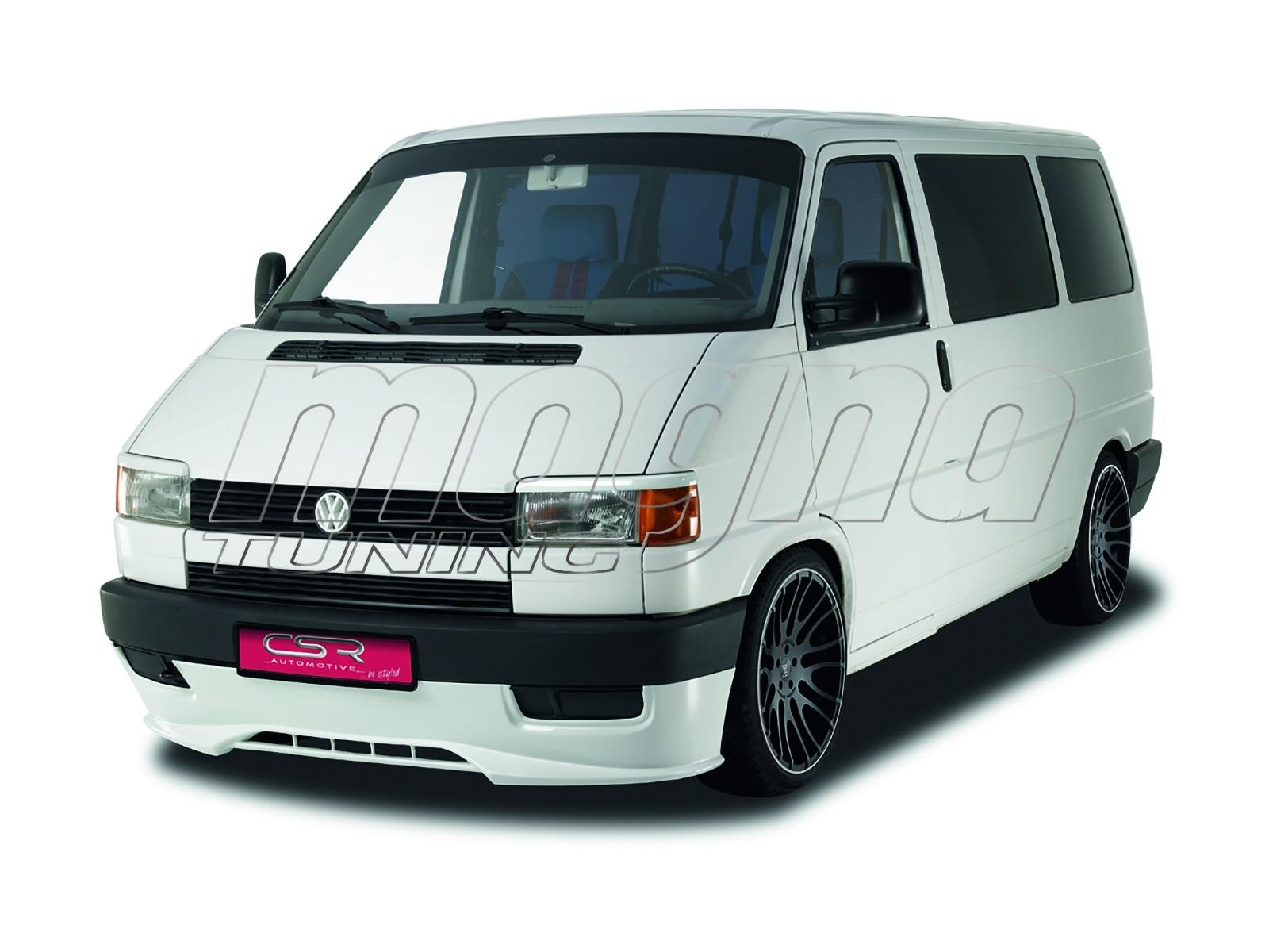 VW Transporter T4 Sport Front Bumper Extension