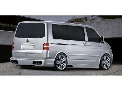 VW Transporter T5 A-Style Rear Bumper
