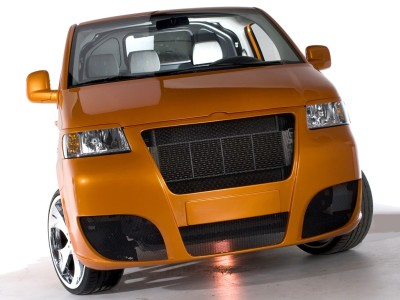 VW Transporter T5 CX Front Bumper