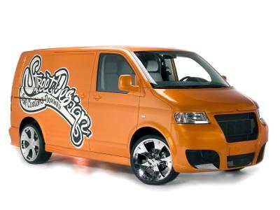 VW Transporter T5 CX Seitenschwellern