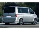VW Transporter T5 Facelift Extensie Bara Spate SX