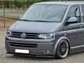 VW Transporter T5 Facelift Intenso Front Bumper Extension