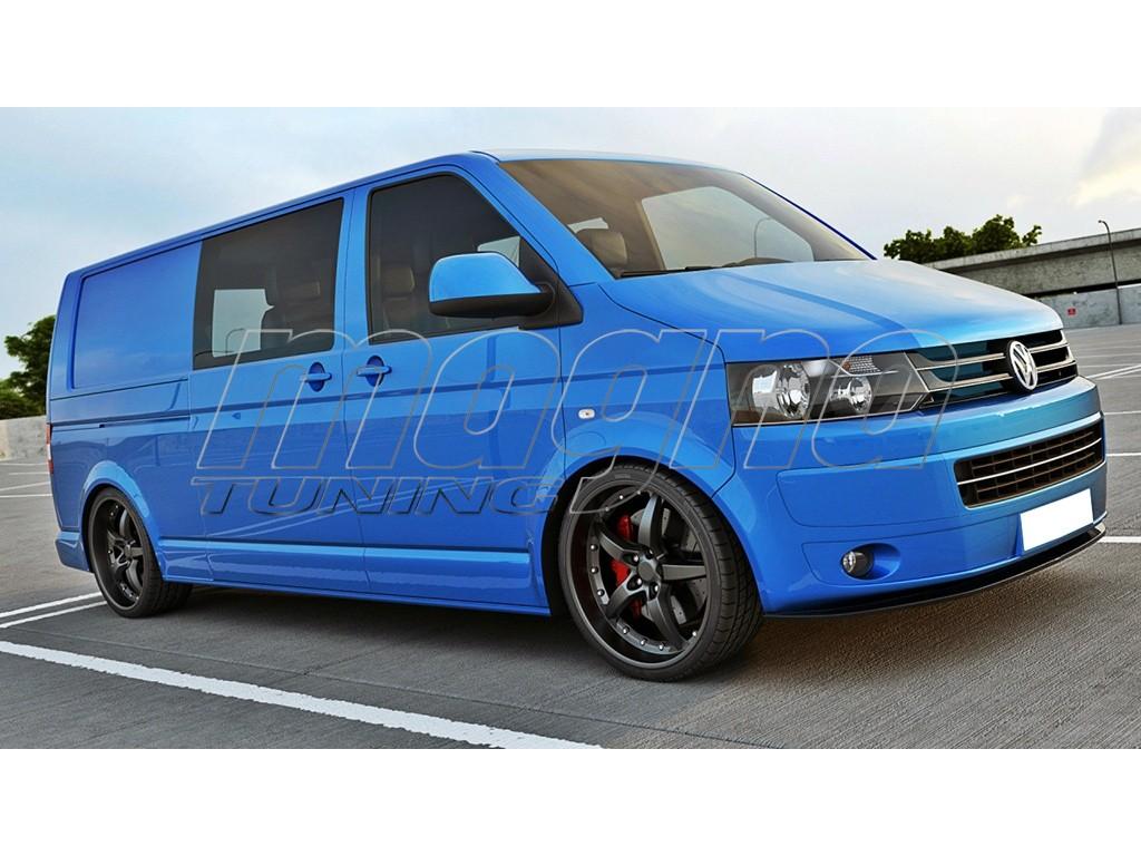 vw transporter t5 facelift m2 front bumper extension. Black Bedroom Furniture Sets. Home Design Ideas
