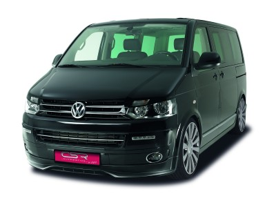 VW Transporter T5 Facelift Multivan NX Front Bumper Extension