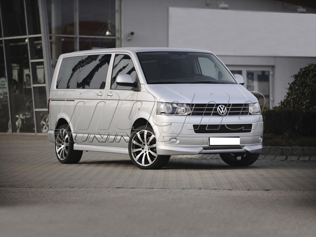 vw transporter t5 facelift recto front bumper extension. Black Bedroom Furniture Sets. Home Design Ideas