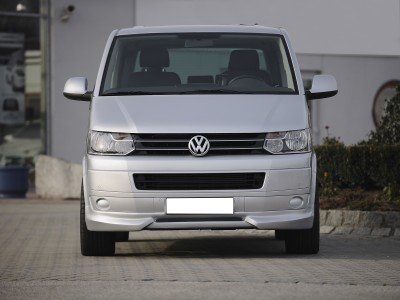 VW Transporter T5 Facelift Recto2 Front Bumper Extension