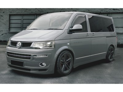 VW Transporter T5 Facelift Saturn Body Kit