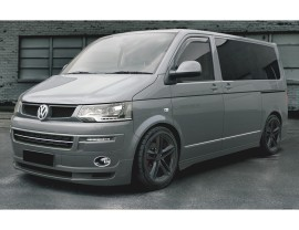 VW Transporter T5 Facelift Saturn Front Bumper Extension