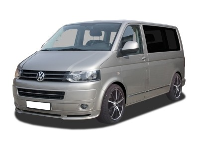 VW Transporter T5 Facelift VX Intenso Front Bumper Extension