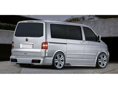 VW Transporter T5 GTX Side Skirts
