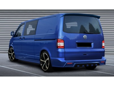VW Transporter T5 M-Style Rear Wing