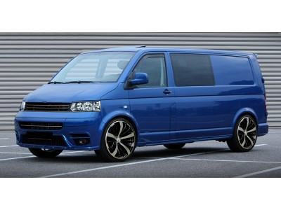 VW Transporter T5 M-Style Side Skirts