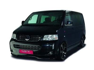 VW Transporter T5 Multivan NewLine Front Bumper Extension