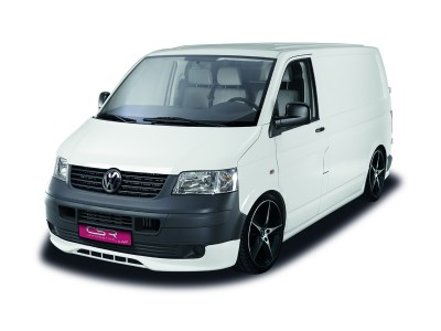 VW Transporter T5 NewLine Front Bumper Extension