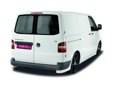VW Transporter T5 NewLine Rear Bumper Extension