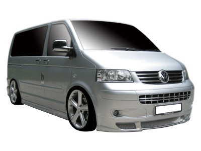 VW Transporter T5 R-Style Front Bumper Extension