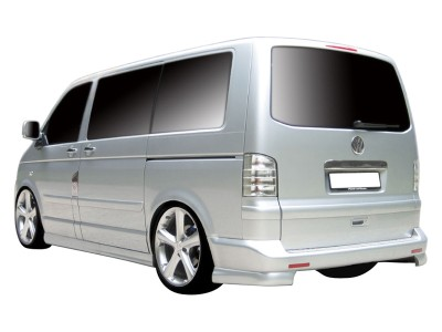 VW Transporter T5 R-Style Rear Bumper Extensions