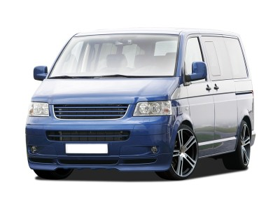 VW Transporter T5 RX Front Bumper Extension