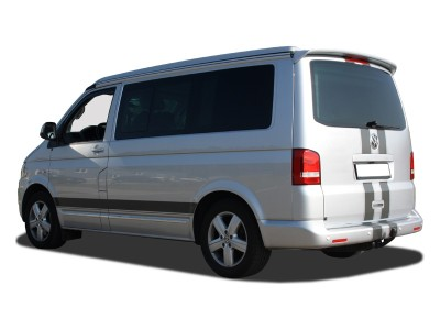 VW Transporter T5 RX Rear Wing