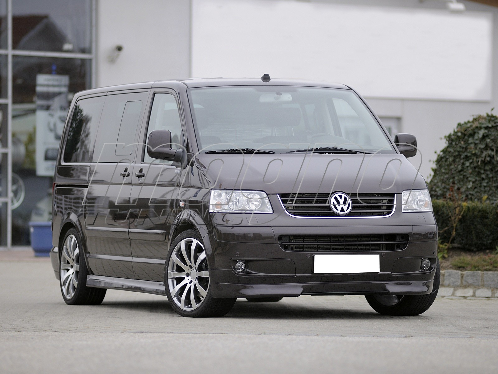 VW Transporter T5 Recto Body Kit on vw cabrio 3 5