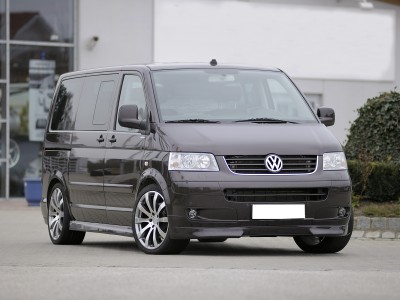VW Transporter T5 Recto Front Bumper Extension
