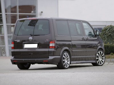 VW Transporter T5 Recto Seitenschwellern