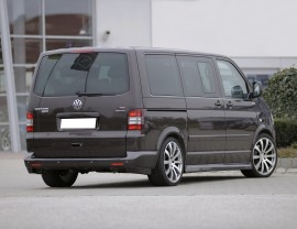 VW Transporter T5 Recto Side Skirts