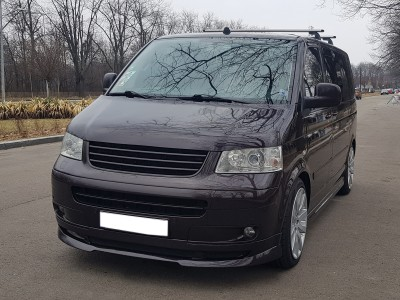 VW Transporter T5 SX1 Front Bumper Extension