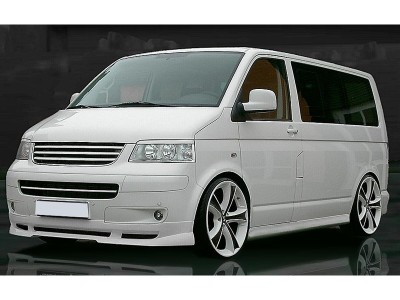 VW Transporter T5 SX1 Side Skirts