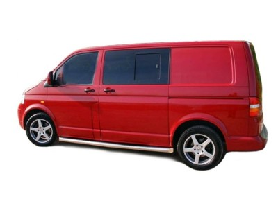 VW Transporter T5 Sport Running Boards