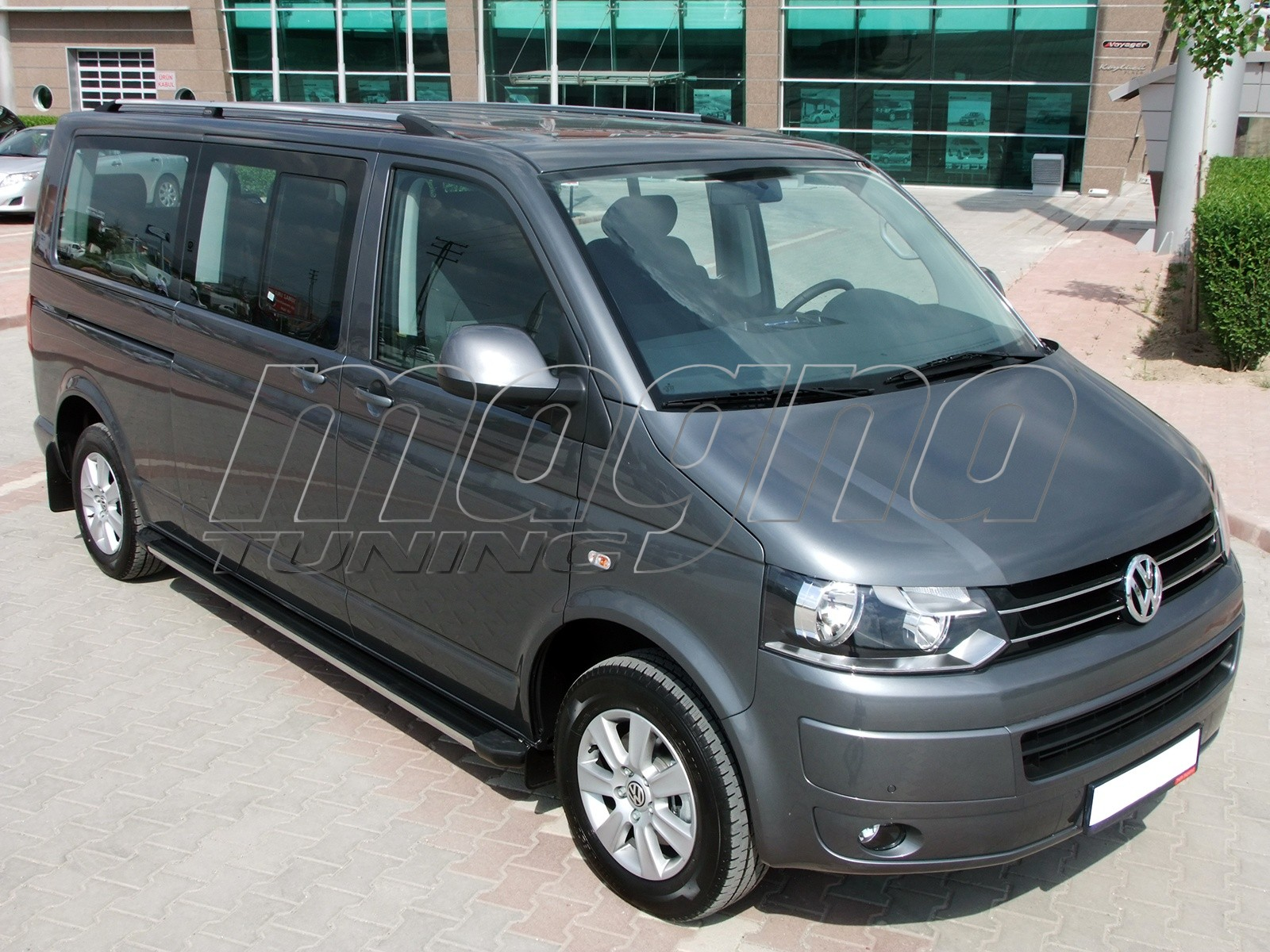 vw transporter t5 trax2 running boards. Black Bedroom Furniture Sets. Home Design Ideas