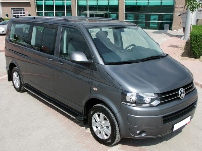 VW Transporter T5 Trax2 Running Boards