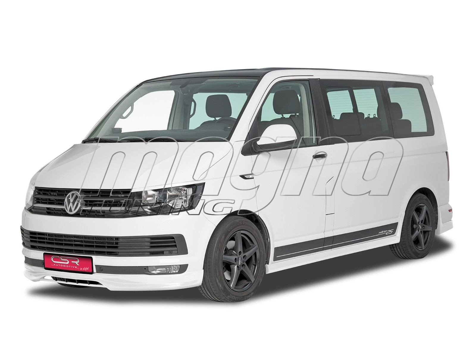 vw transporter t6 cx body kit. Black Bedroom Furniture Sets. Home Design Ideas