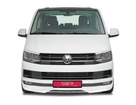 VW Transporter T6 CX Front Bumper Extension