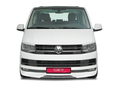 VW Transporter T6 CX Front Bumper Extension