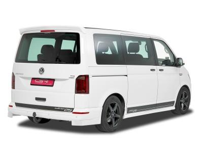 VW Transporter T6 CX Heckansatze